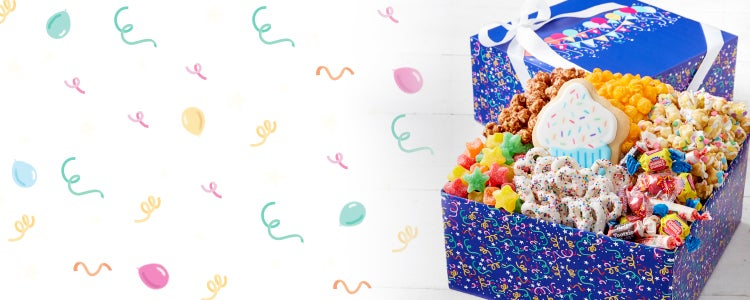 21 FLAVORS To LOVE Shop Birthday Gifts