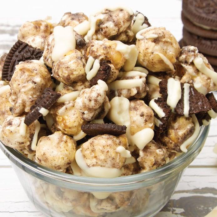 Cookies & Creme Popcorn