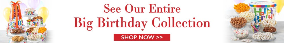Shop our Big Birthday collection for more great gift ideas!