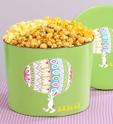 Easter Egg Parade 2 Gallon Popcorn Tins