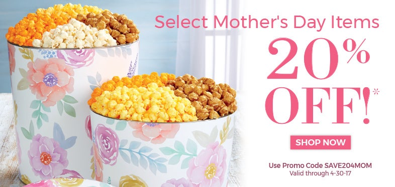 Mother's Day Offer!